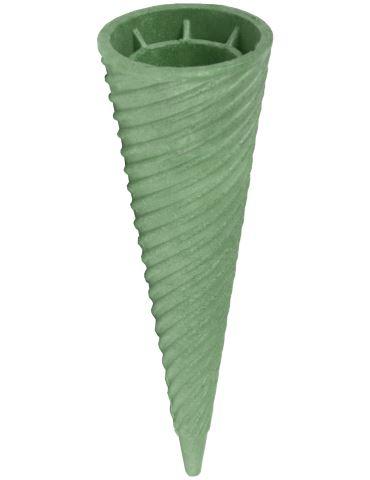 Wafel - Twister  zielony 384 szt.