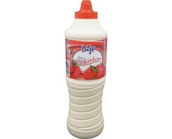 Sos truskawka Dijo 1 L